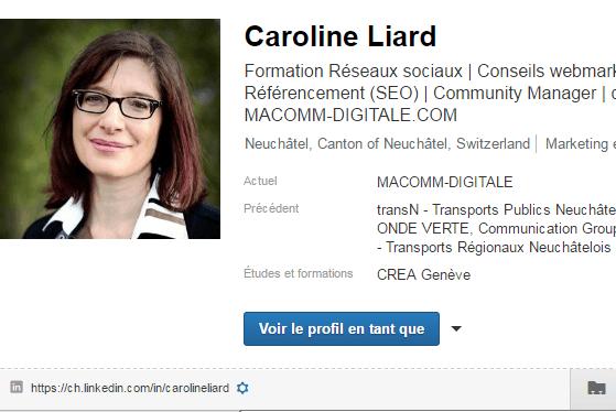Modifier LURL De Votre Profil Linkedin