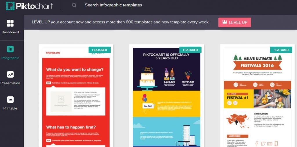 nos 5 meilleurs outils pour cr u00e9er des infographies attractives