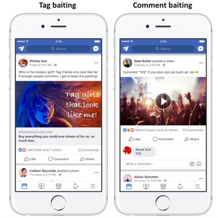 Règles Facebook 2018 pour les Community Manager